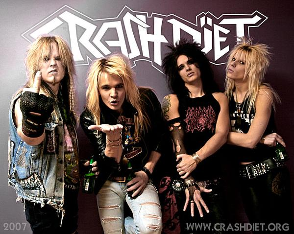 crashdiet