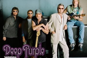 deep purple.