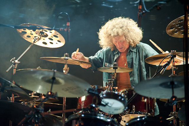 TOMMY ALDRIDGE