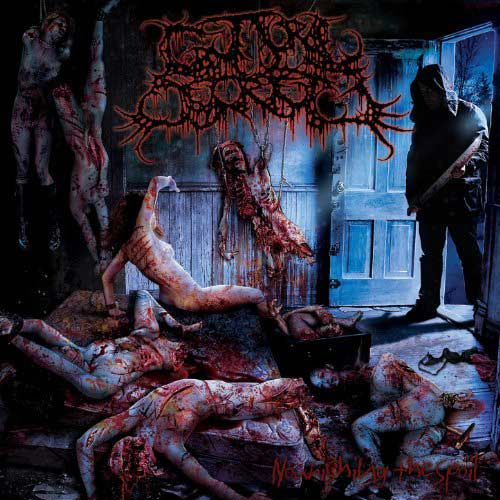 Guttural-SecreteNourishing-The Spoil