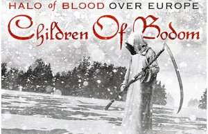 Children Of Bodom- athens