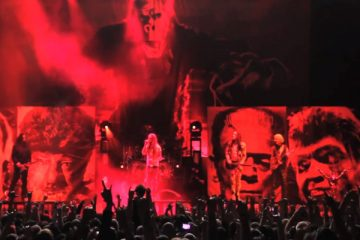 rob-zombie-with-korn-live