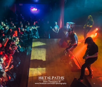 Report: At The Gates, Endsight, Cerebrum – Athens, Greece