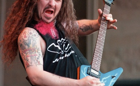 Never-Before-Heard Dimebag Darrell Song