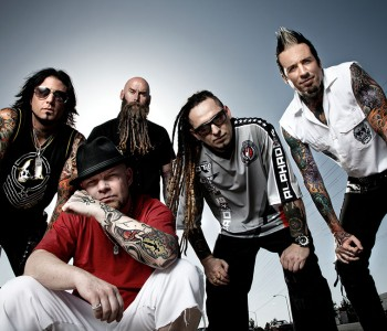 FIVE FINGER DEATH PUNCH 'Postpones' Paris Concert In Wake Of Terrorist Attacks