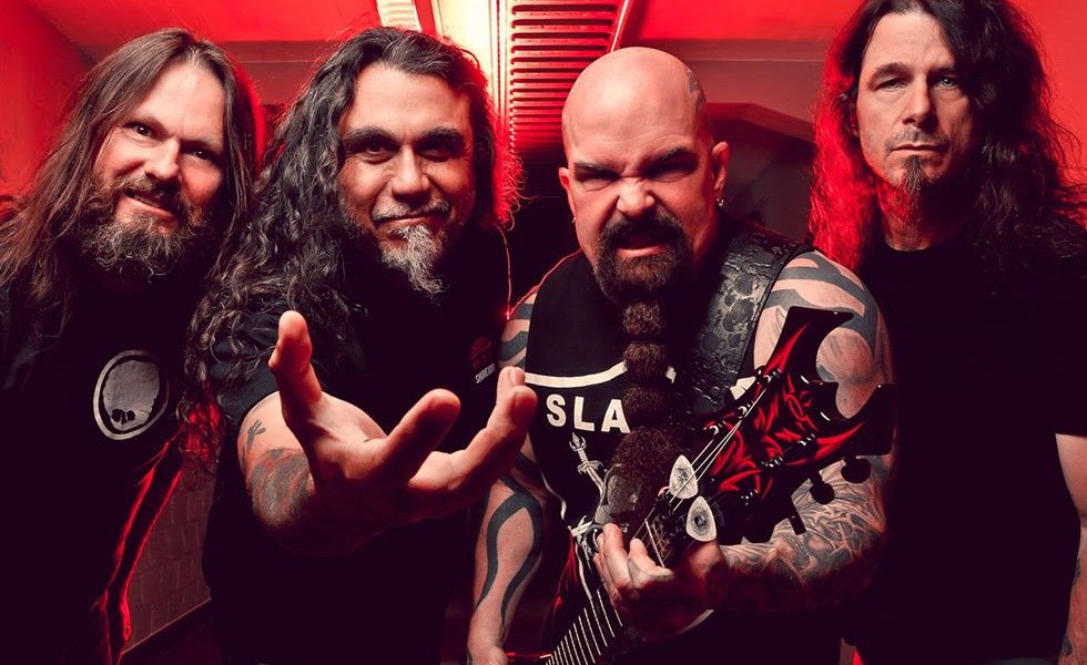 SLAYER To Unleash Brand New Song For Record Store Day