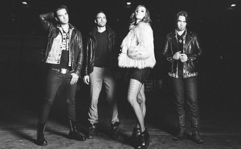 Video Premiere: HALESTORM's 'Amen'