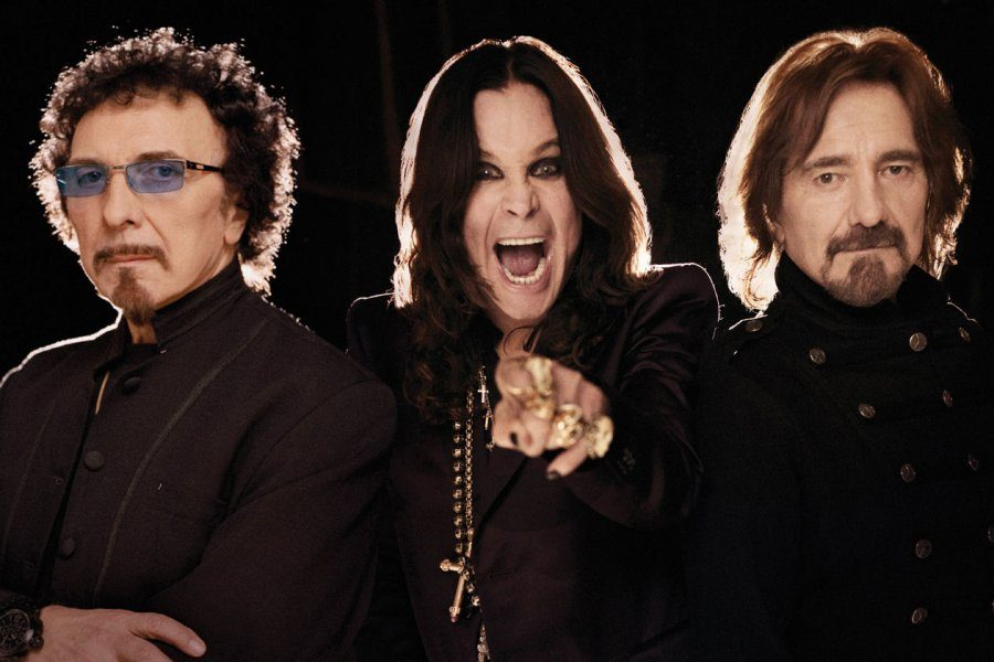 BLACK SABBATH's Appearance At OZZFEST JAPAN Will Be Band's 'Farewell