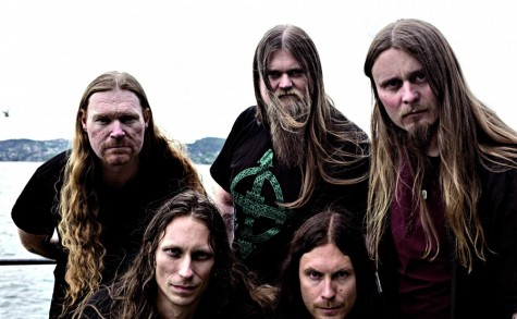 ENSLAVED: Entire New Album 'In Times' Available For Streaming
