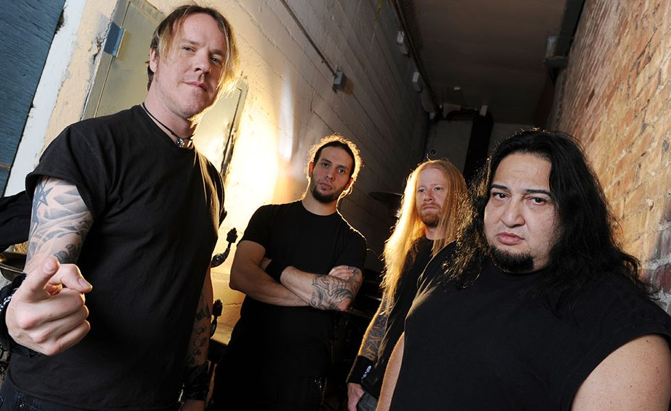 FEAR FACTORY Involved In Bus Crash In Germany (Photos)