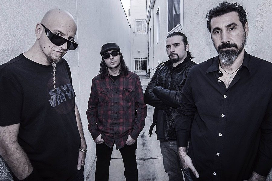 SYSTEM OF A DOWN Has Already Written Some New Songs