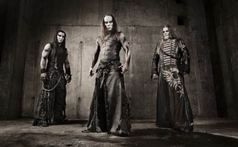 BEHEMOTH Unveils 'Ben Sahar' Music Video