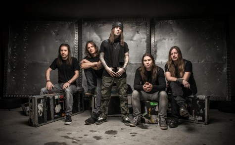 Video Premiere: CHILDREN OF BODOM's 'Morrigan'