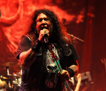CHUCK BILLY On Upcoming Album: 'There's More Blast Beats Going On All Over The Place'