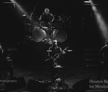 Report: Behemoth + Support Acts – Athens, Greece