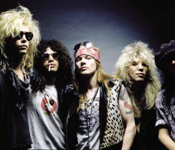 GUNS N' ROSES Rumor: IZZY STRADLIN To Take Limited Role In Reunion
