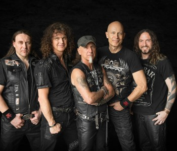 ACCEPT Debuts New Lineup In Mexico; Video Available