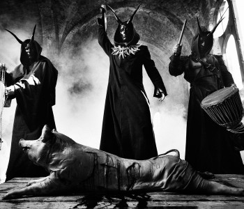 BEHEMOTH: 'Live At The BBC/ Maida Vale Studios' Vinyl/CD EP Teaser