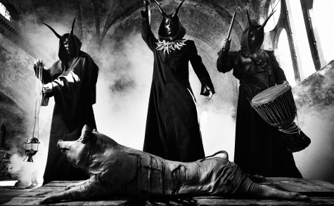 Video Premiere: BEHEMOTH's 'The Satanist'