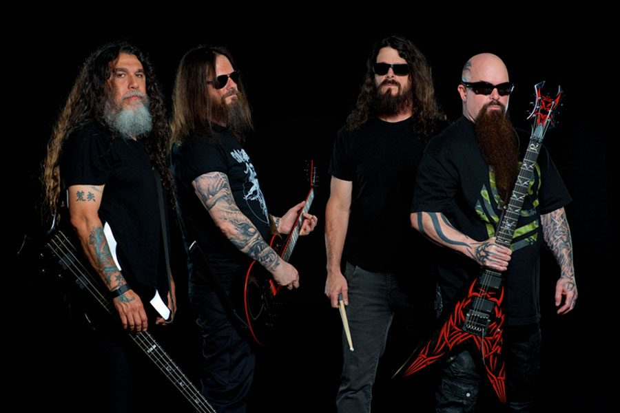 SLAYER Announce Release Date Of New Album