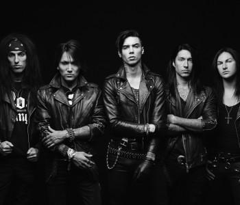 BLACK VEIL BRIDES Concert DVD Coming In July