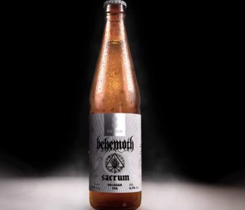 BEHEMOTH To Release Its Own Brand Of Beer, Sacrum