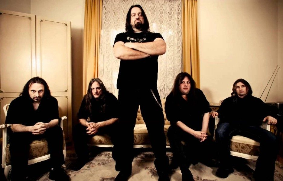 SYMPHONY X To Release 'Underworld' Album In July