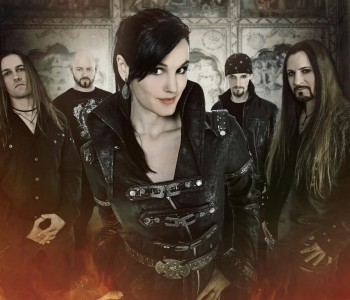 XANDRIA: 'Voyage Of The Fallen' Lyric Video