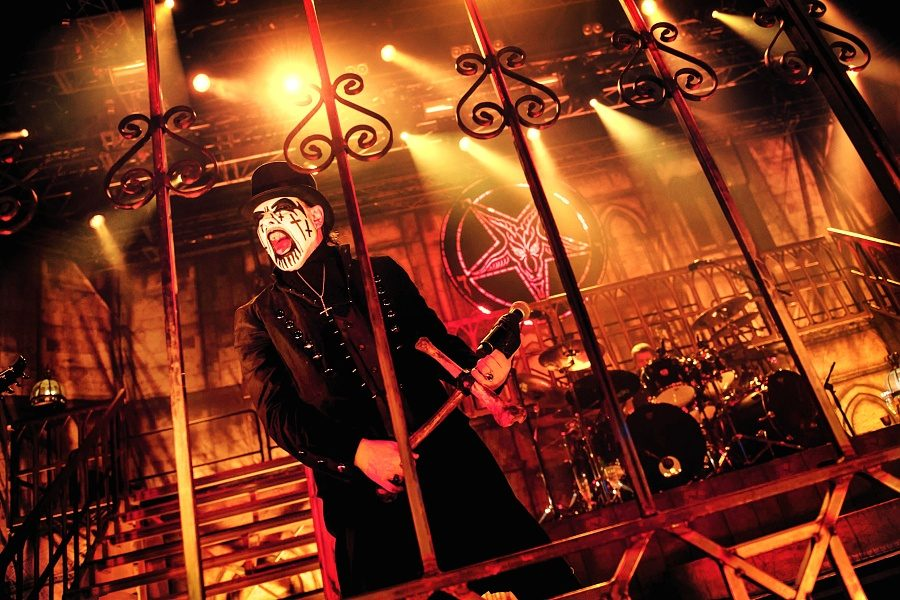 KING DIAMOND To Perform Entire 'Abigail' Album On Upcoming Tour?