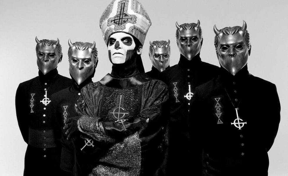 Interview: Ghost (Nameless Ghoul)