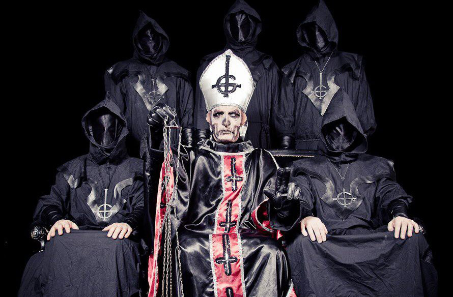 GHOST: New Song 'Absolution' Available For Streaming