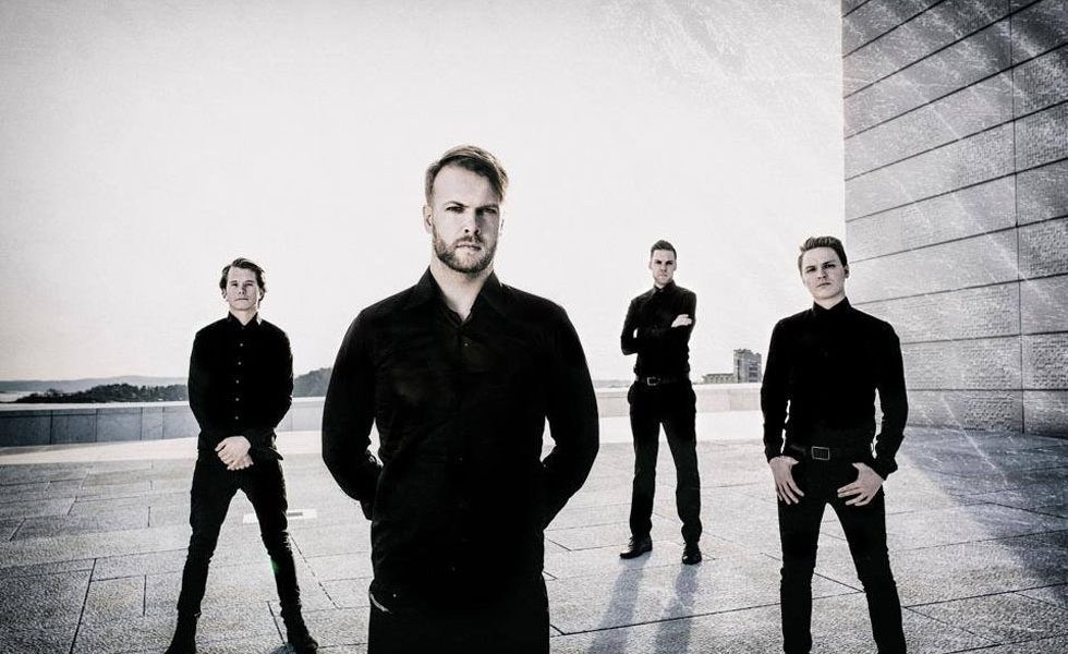 Interview: Leprous (Tor Oddmund Suhrke)