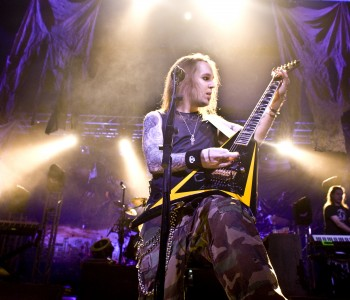 CHILDREN OF BODOM's ALEXI LAIHO: 'We Felt Like We Needed To Reinvent Ourselves'
