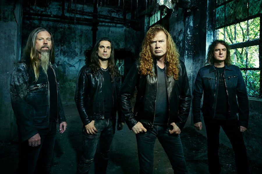 Megadeth Return To Greece In July