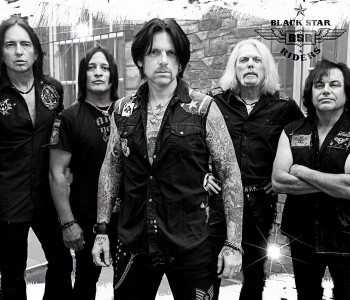 BLACK STAR RIDERS: 'Soldierstown' Lyric Video