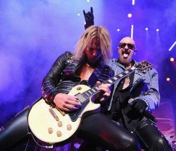 JUDAS PRIEST's RICHIE FAULKNER: 'It Will Be Exciting To Get Back Into The Studio Next Year'