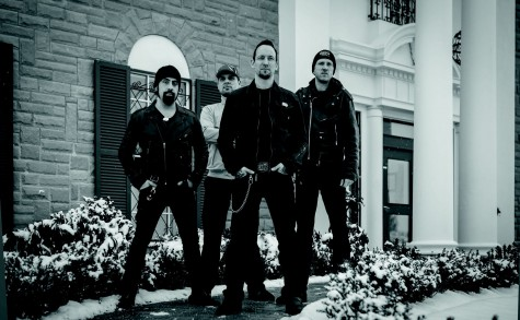 VOLBEAT: Listen To 'The Devil's Bleeding Crown' New Single