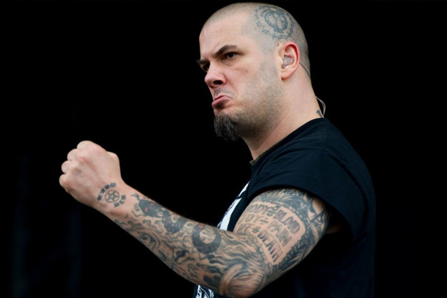 PHILIP ANSELMO: 'I, Once Again, Am Truly Sorry For The Pain I Have Caused'