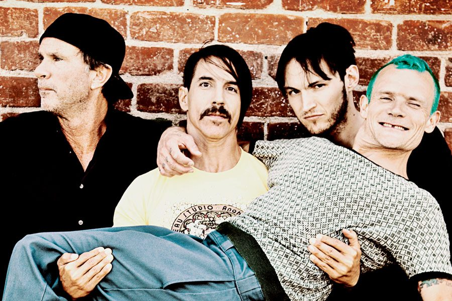 RED HOT CHILI PEPPERS: 'The Getaway' Title Track Available For Streaming