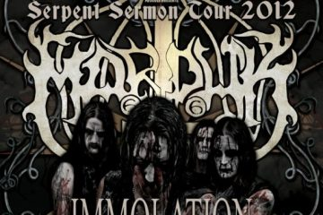 Marduk Banned From Playing In Minsk Metalpaths Com