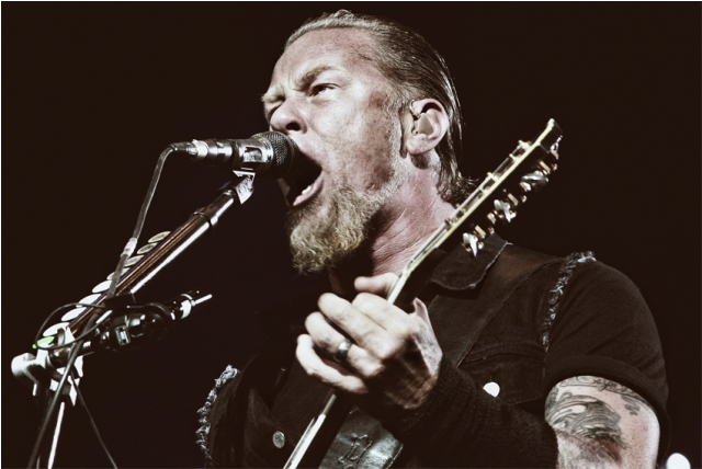 Metallica+James Hetfield
