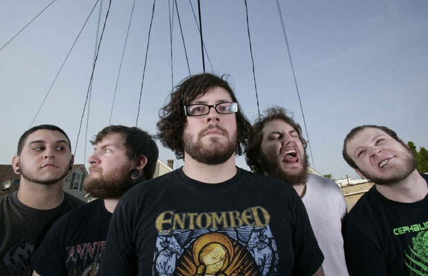 THE BLACK DAHLIA MURDER.