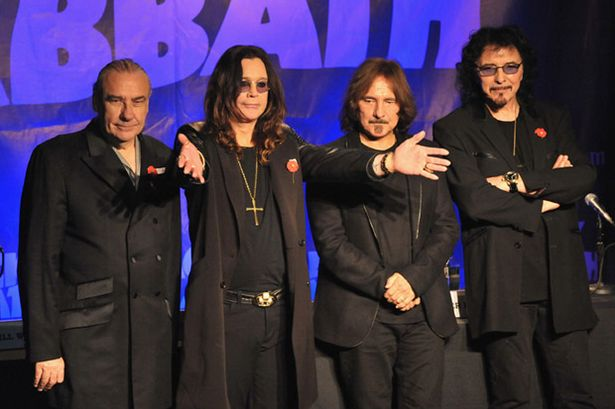 BILL WARD- sabbath