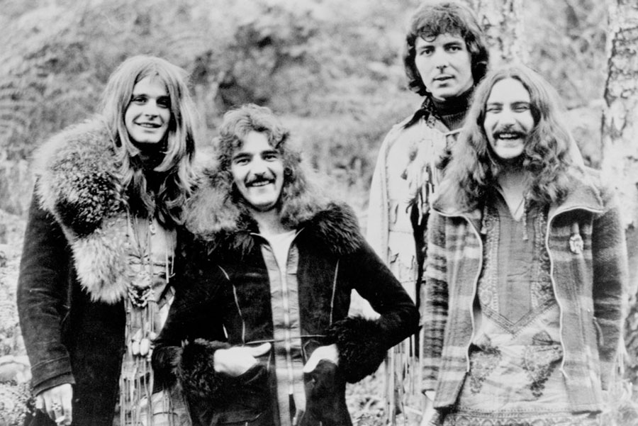 Early Black Sabbath Albums To Be Re Released On Vinyl
